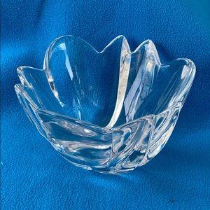 Orrefors Crystal Bowl Vintage